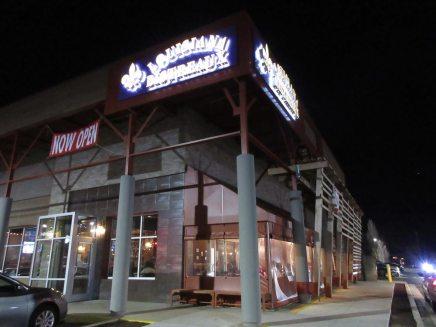 Louisiana Bistreaux Decatur building