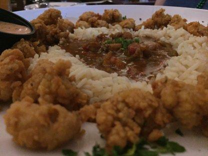 Louisiana Bistreaux Decatur crawfish combo