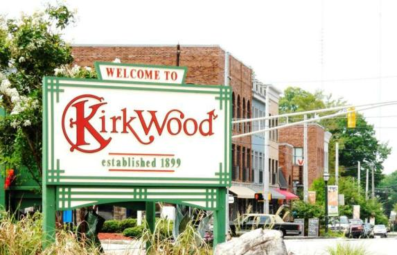 Kirkwood Downtown Decatur Midway Woods Home For Rent Walk to Dearborn Park HausZwei Homes